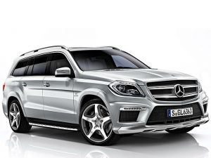 Mercedes Benz GL-Class 350 CDI Launch Edition