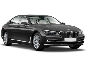 BMW 7 Series 730Ld DPE (CBU)
