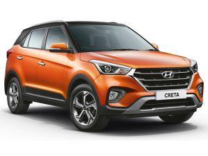 Hyundai Creta EMI Calculator - EMI Starts At Rs 19,596 +
