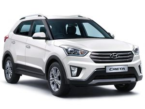 Hyundai Creta 1.6L CRDi SX Plus AT