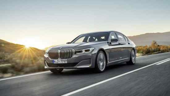 7 Series Facelift