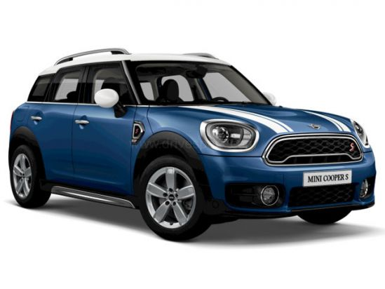 New Mini Countryman