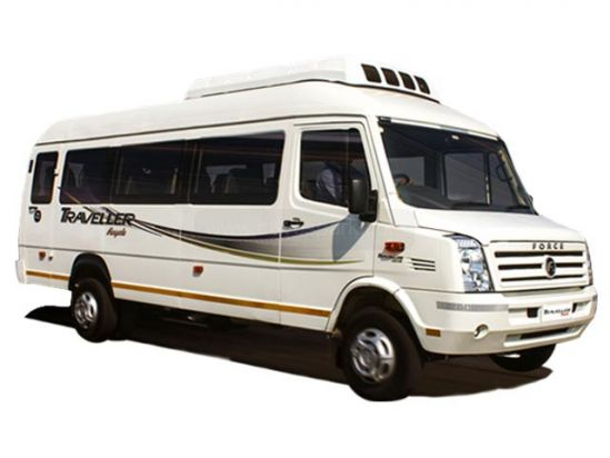 New Force Motors Traveller