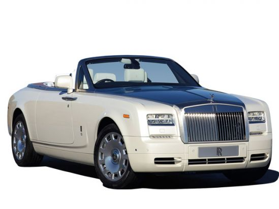 New Rolls-Royce Drophead Coupe