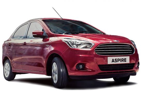 New Ford Cars In India