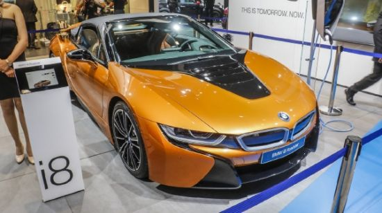 Upcoming Convertible Cars in India 2020 & 2021: i8 ...