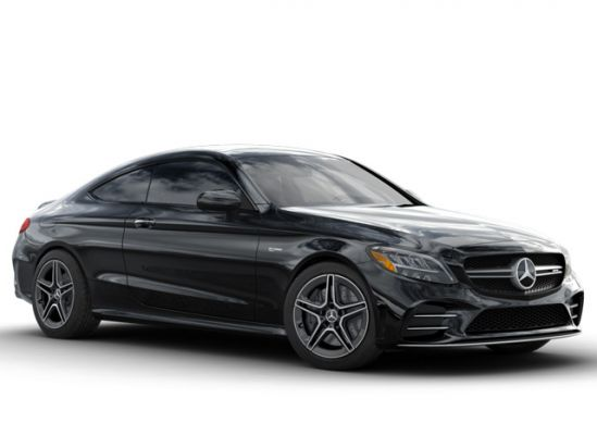 New Mercedes Benz C-Coupe