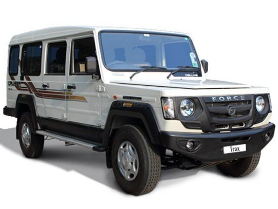 New Force Motors Trax