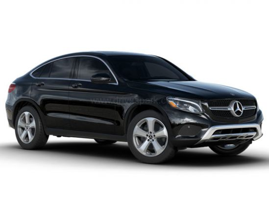 New Mercedes Benz GLC Coupe