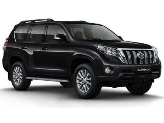 New Toyota Land Cruiser Prado