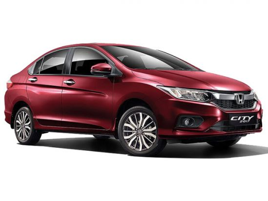 New Honda City