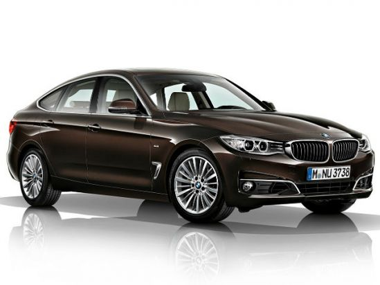 New BMW 3 Series GT