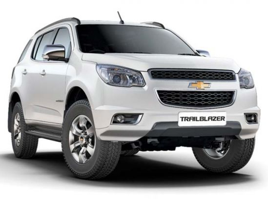 New Chevrolet SUV Cars in India - DriveSpark
