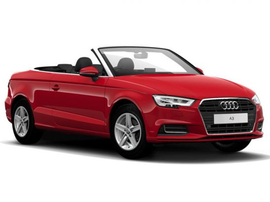 New Audi A3 Cabriolet