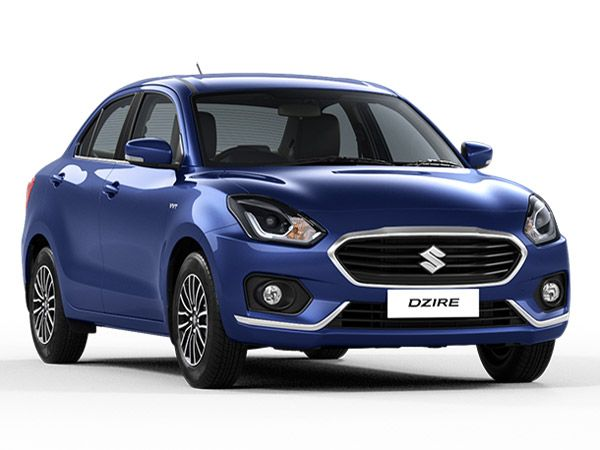 Maruti Suzuki Dzire Exterior And Interior Design