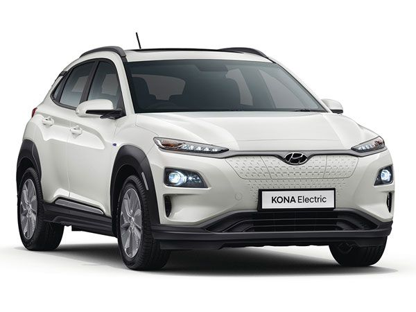 Hyundai Kona Electric Exterior And Interior Design