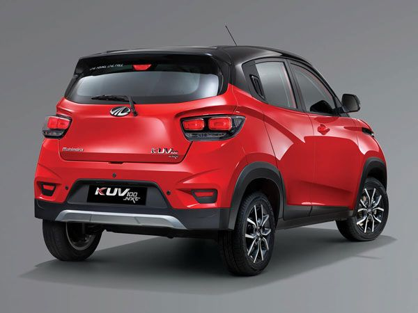 Mahindra KUV100 NXT Fuel Efficiency