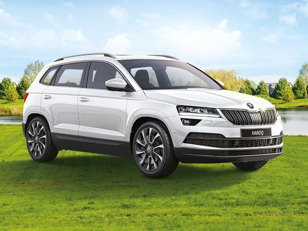 Skoda Karoq Exterior And Interior Design