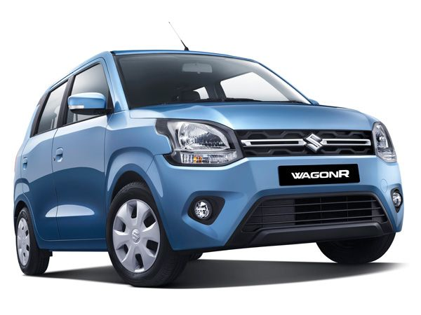 Maruti Suzuki Wagon R Exterior And Interior Design