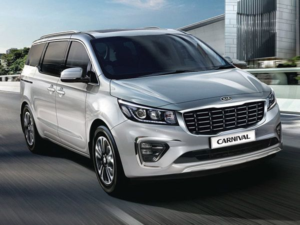 Kia Carnival Fuel Efficiency