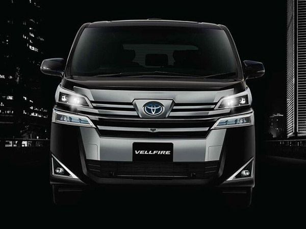 Toyota Vellfire Engine And Performance