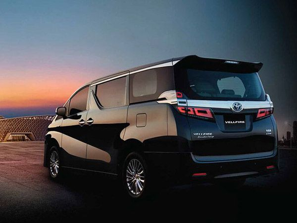 Toyota Vellfire Fuel Efficiency