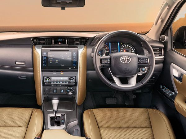 टोयोटाFortuner Facelift Important Features