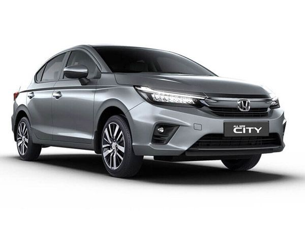 Honda City Exterior And Interior Design