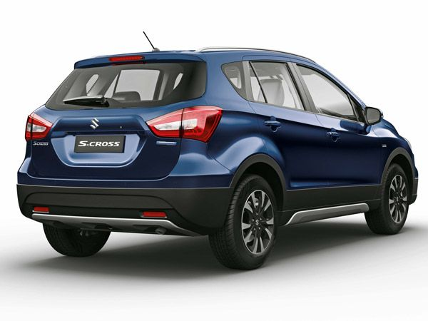 Maruti Suzuki S-Cross Fuel Efficiency