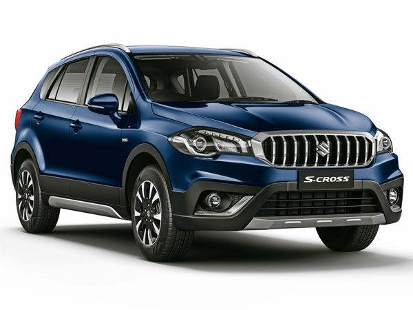 Maruti Suzuki S-Cross Exterior And Interior Design