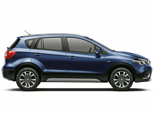 Maruti Suzuki S-Cross Engine And Performance