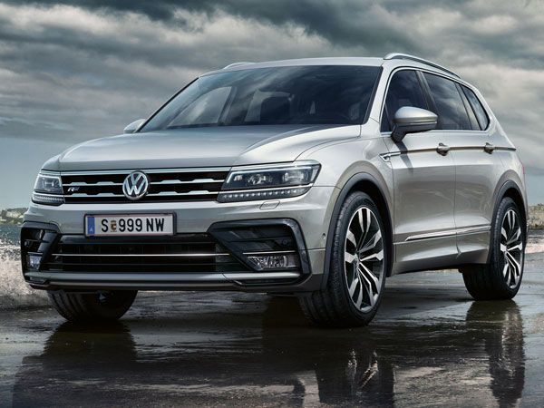 Volkswagen Tiguan AllSpace Exterior And Interior Design