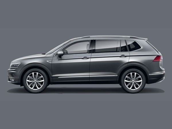 Volkswagen Tiguan AllSpace Engine And Performance