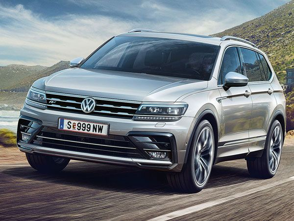 Volkswagen Tiguan AllSpace Fuel Efficiency