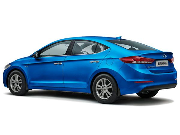 Hyundai Elantra Fuel Efficiency