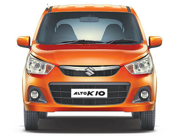 Maruti Suzuki Alto K10 Engine And Performance