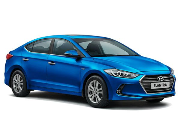Hyundai Elantra Exterior And Interior Design