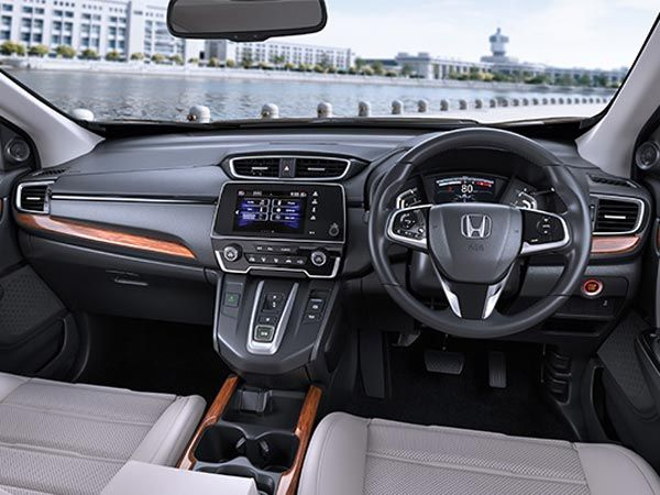 Honda CR-V Important Features