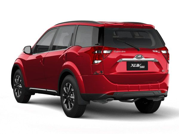 മഹീന്ദ്രXUV500 Fuel Efficiency