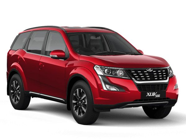 മഹീന്ദ്ര XUV500 Exterior And Interior Design