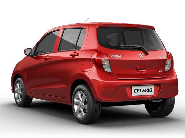 Maruti Suzuki Celerio Engine And Performance