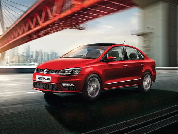 Volkswagen Vento Exterior And Interior Design