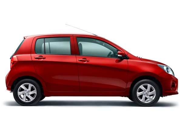 Maruti Suzuki Celerio Fuel Efficiency