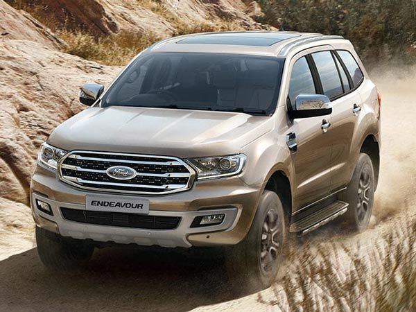 Ford Endeavour Fuel Efficiency