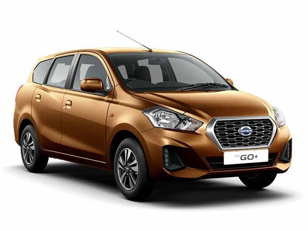 Datsun GO+ Exterior And Interior Design