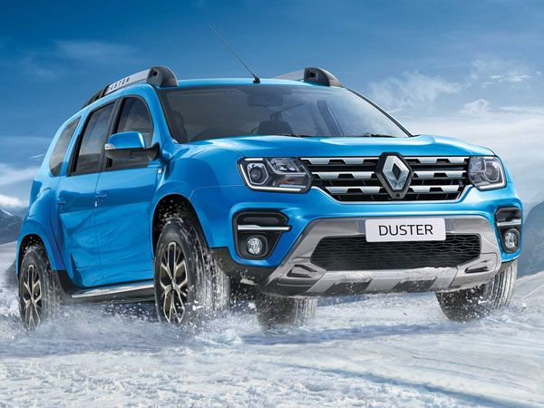 Renault Duster Exterior And Interior Design