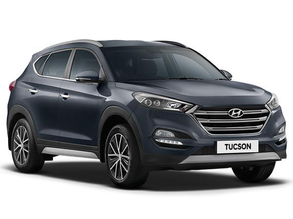 Hyundai Tucson Exterior And Interior Design