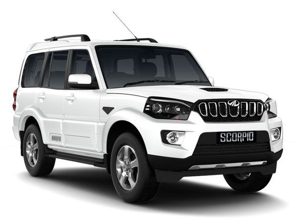 Mahindra Scorpio Exterior And Interior Design