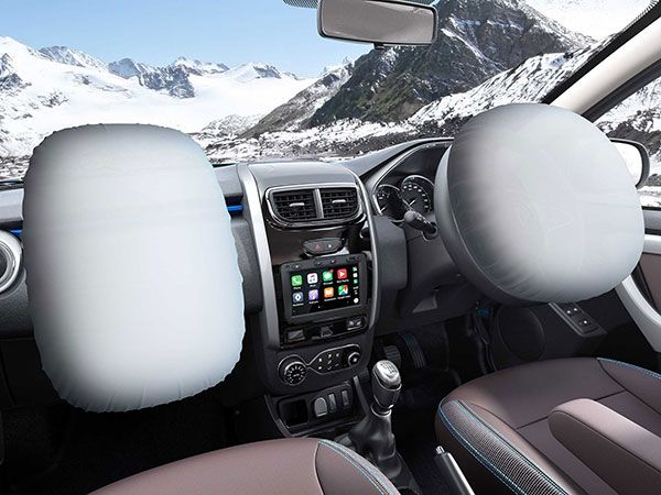 Renault Duster Important Features