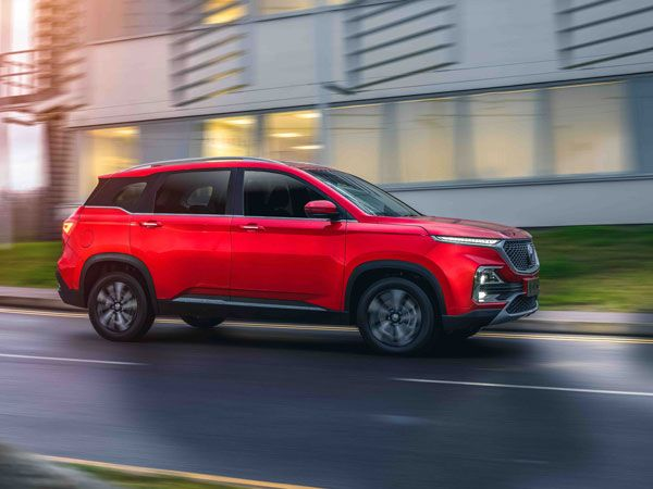 MG Hector Fuel Efficiency